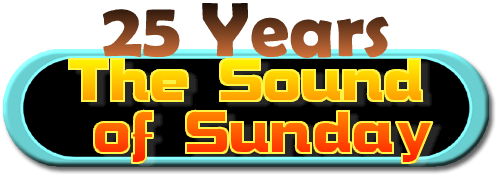sos 25 years logo