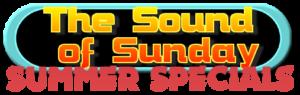 SOS Summer Specials Logo