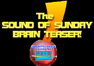SOS Brain Teaser 2016